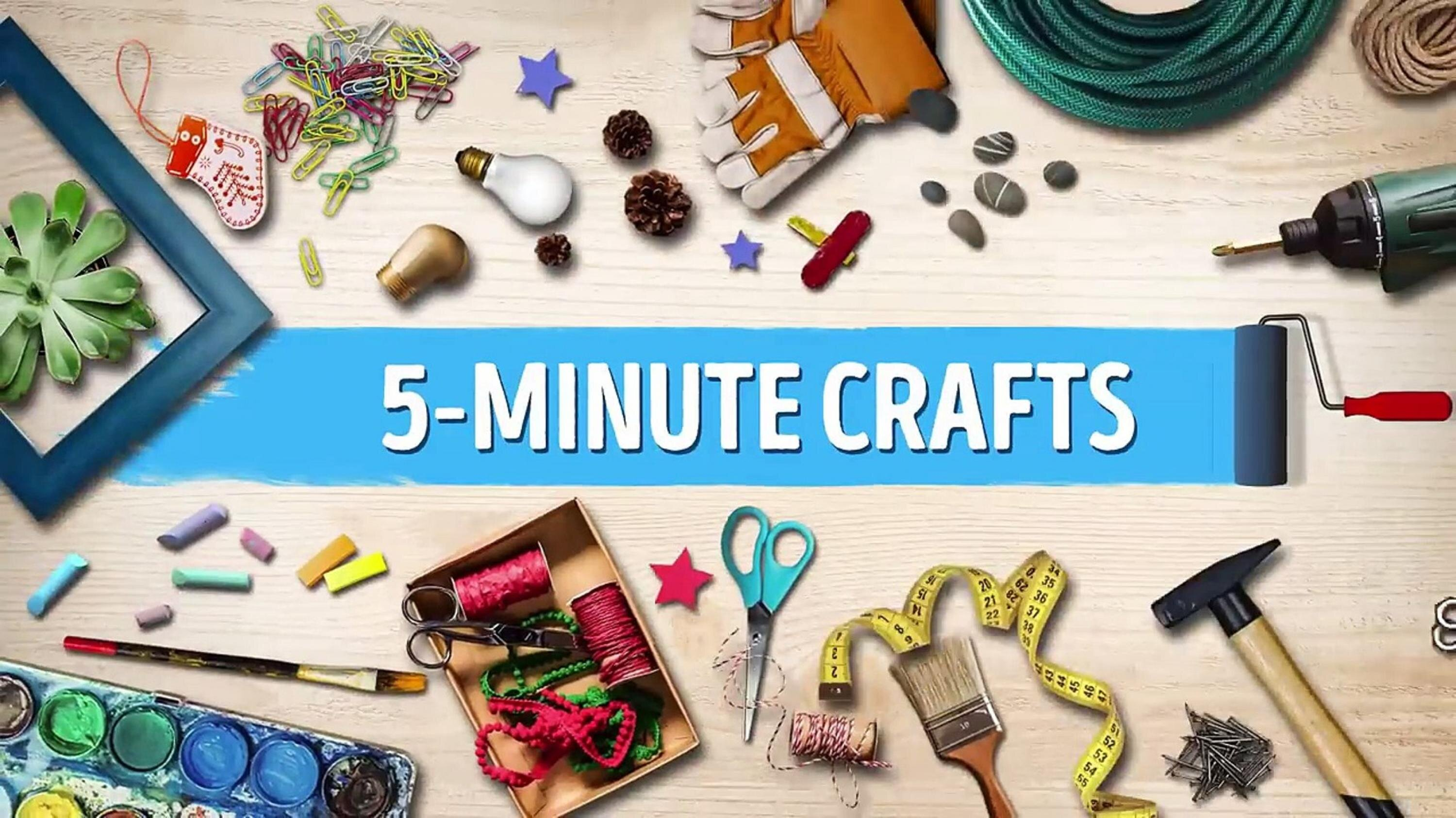 5-minute Crafts cover photo