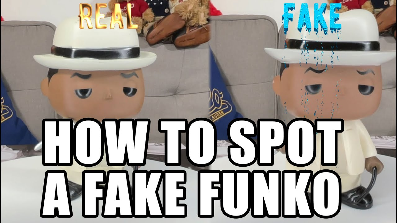 How To Spot A Fake Notorious B.i.g. Funko Pop Rocks 18 - No Hype Ep 133